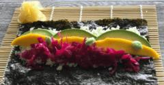 cauliflower sushi