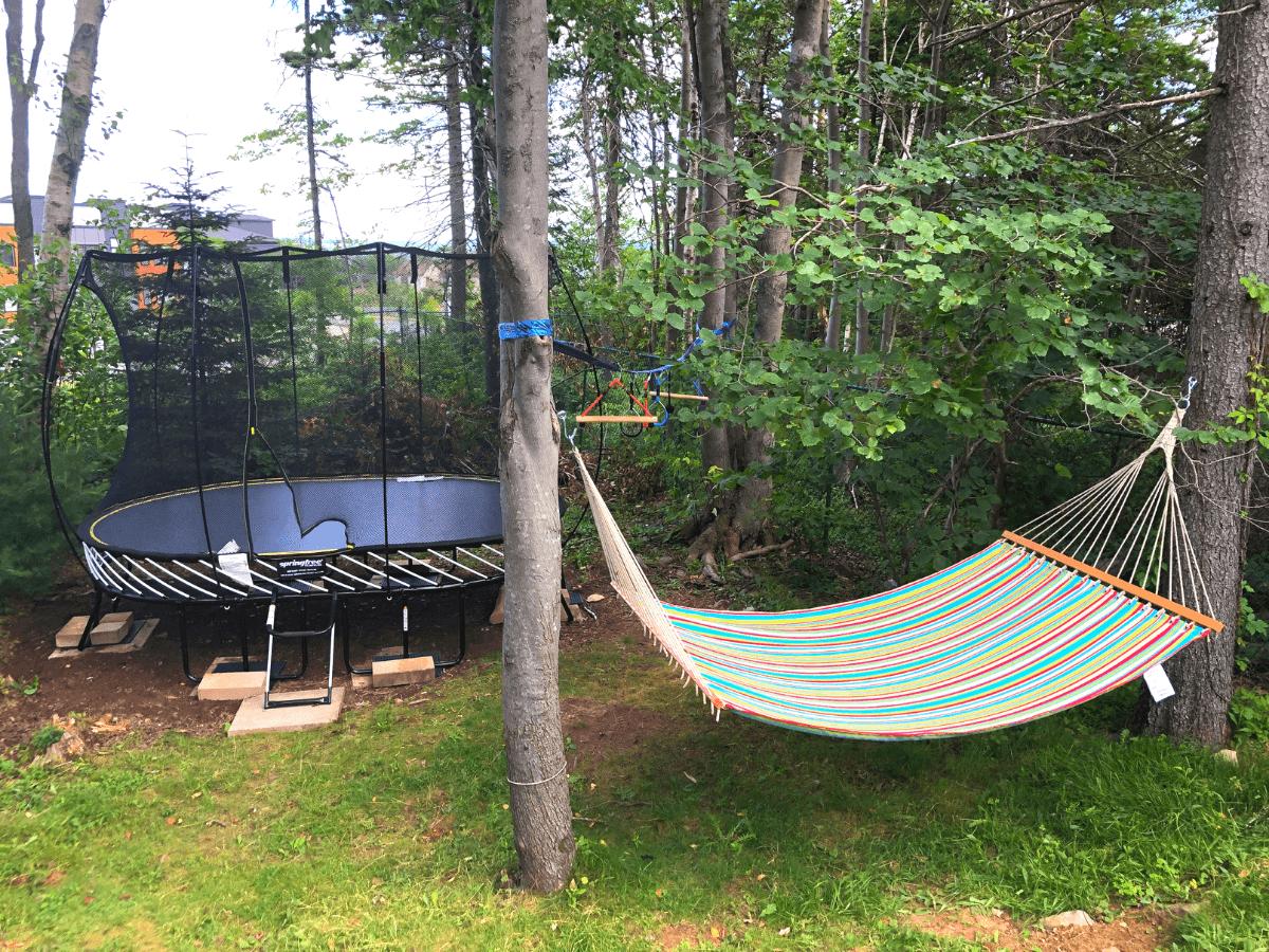 backyard refresh