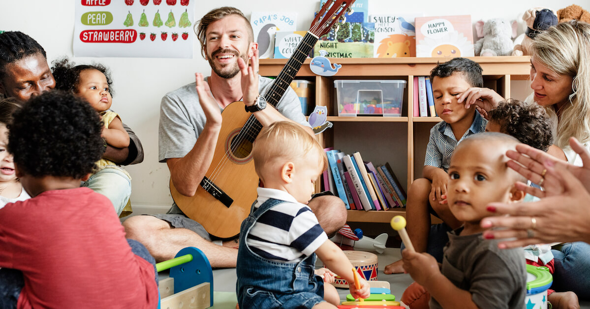 Music Birthday Parties for Babies