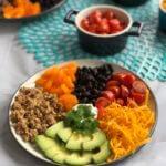 build-your-own Burrito Bowl recipe