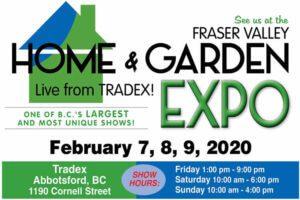 Fraser Valley Home & Garden Expo