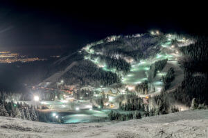 Cypress Mountain Family Fun Nights