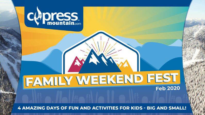 Cypress Mountain Family Weekend Festival