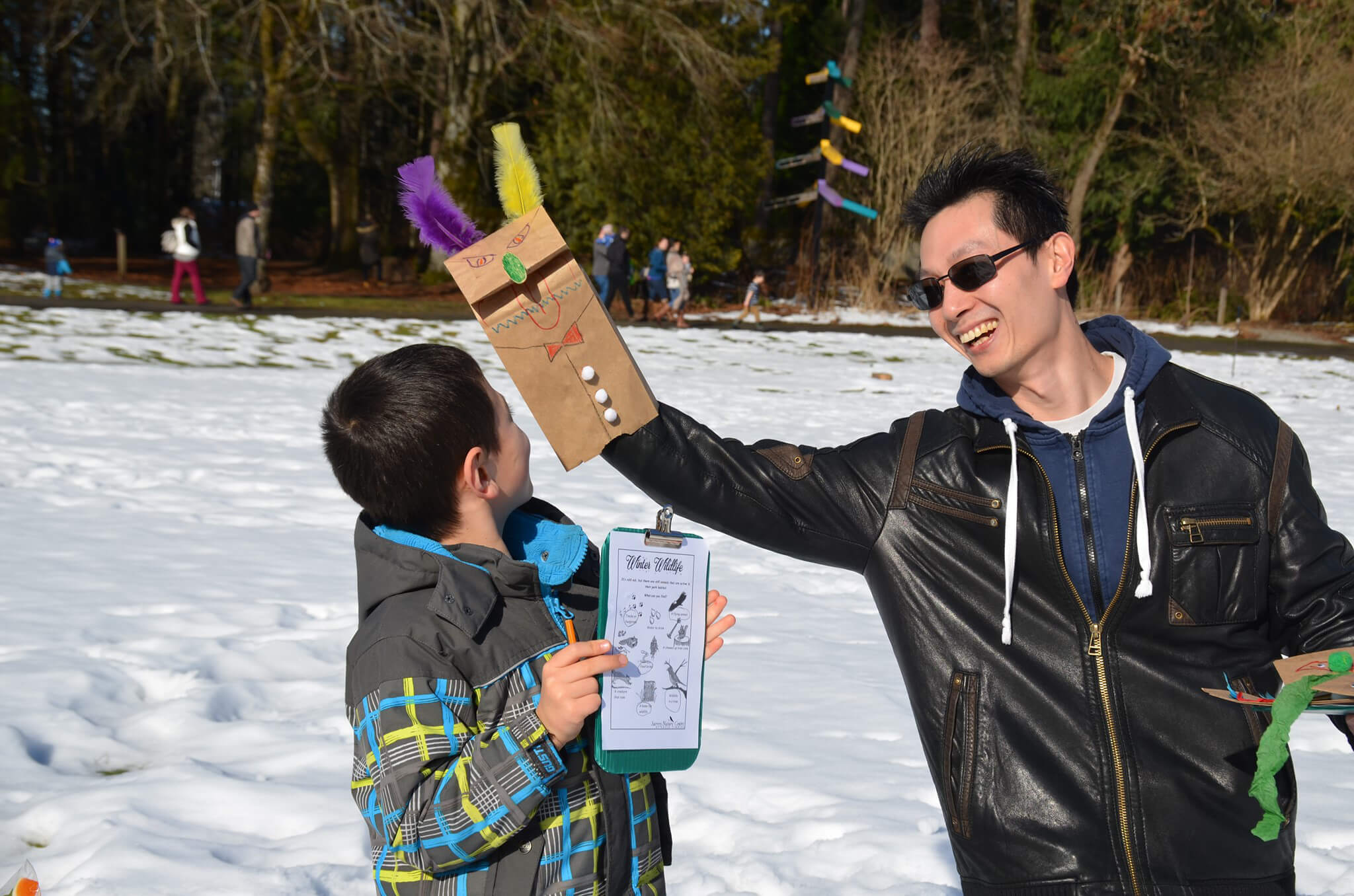 Family Day at Surrey Nature Centre