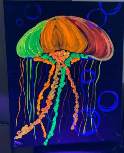 Chilliwack events jellyfish glow party