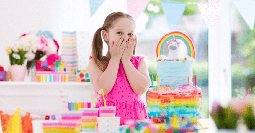 Physical Distancing Birthday Party Ideas Healthy Family Living In Metro Vancouver
