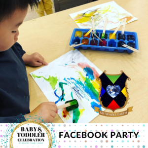 Baby & Toddler Facebook Party
